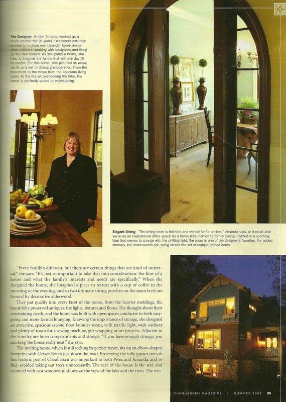 Furnishing Magazine Page 3