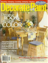 Decorate With Paint Cover
